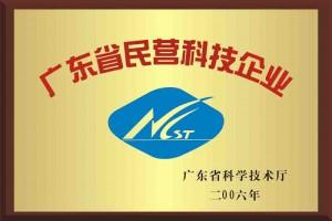 广东省民营科技