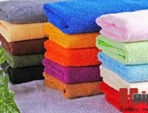 布草织物水洗常用有哪些化工材料