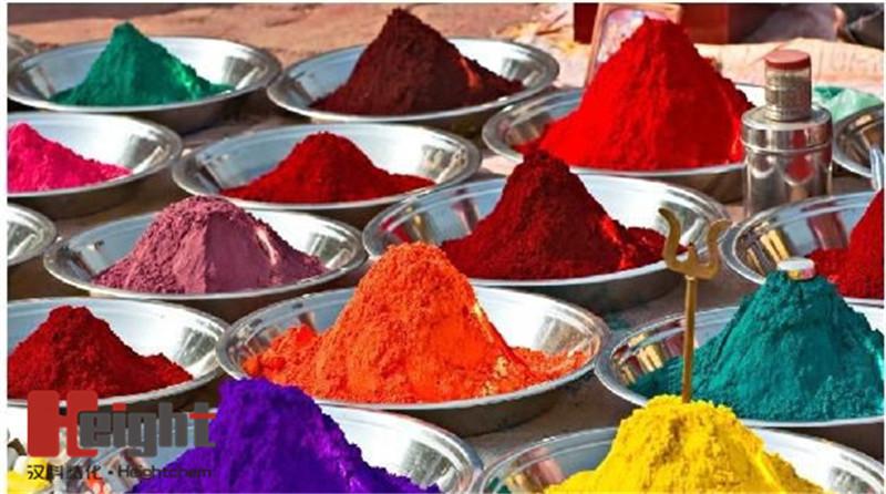 染料根据性质和应用可以分为几类