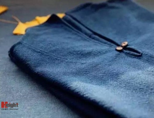 直接染料不可以用于牛仔面料的纺织品的原因是什么?