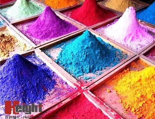 染料与颜料之间究竟有什么区别?